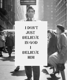 Believe Him