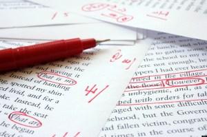 B42ART Editing an English language document