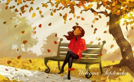 Welcome Septmber