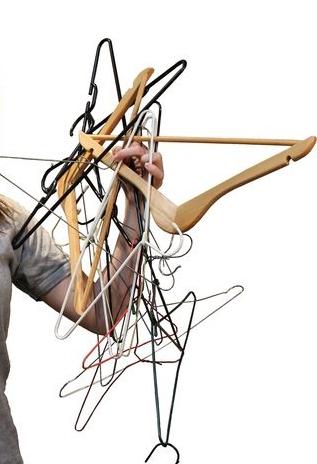 tangled hangers